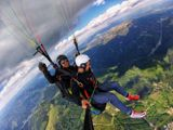 paragliding straník pri žiline