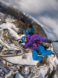 tandemovy paragliding donovaly