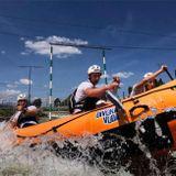 Rafting na divokej vode - Čunovo