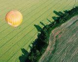 vyhliadková let balónom