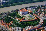 zážitkový let nad Bratislavou
