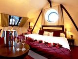 romantika v historickom hoteli