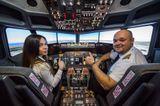 pilotom Boeingu na skúšku