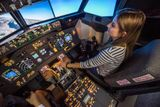 simulátor boeing 737