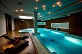 wellness v hoteli Augustiánský dum