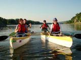 splavovanie Dunaja