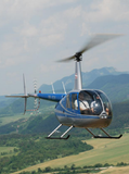 pilotovanie vrtuľníku