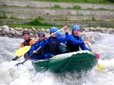 rafting v liptovskom mikuláši