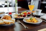 raňajky Hotel Tenis