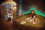 relaxačné pivné kúpele