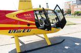 vyhliadkový let vrtuľníkom