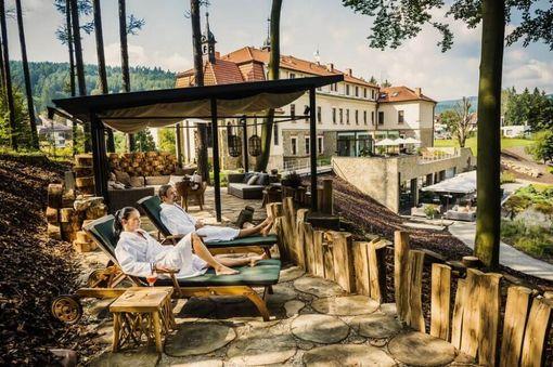 Dokonalá relaxácia v Luhačoviciach