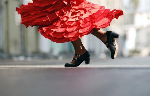 Individuálny kurz flamenca a rytmiky