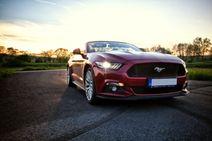 Jazda na Ford Mustang Cabrio GT