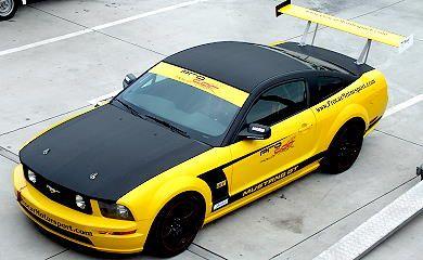 Jazda na Ford Mustang Challenge