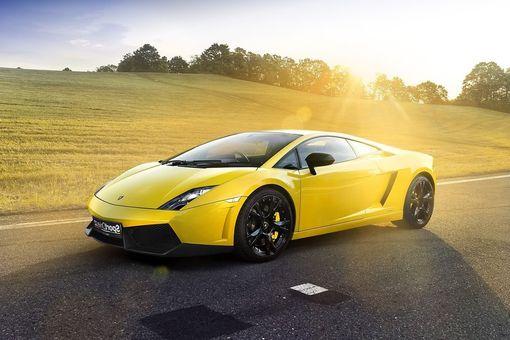 Jazda na Lamborghini Gallardo
