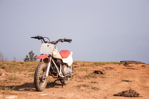 Kurz minimotocrossu