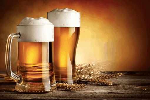 Kurz varenia piva zo sladu a chmeľu