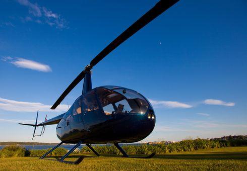 Pilotom na skúšku - vrtuľník