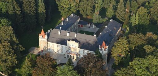 Pobyt v Chateau Herálec