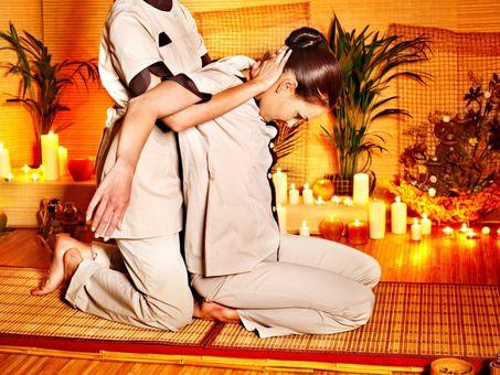 Tradičná thajská masáž