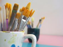 Umelecké kurzy pre deti aj dospelých