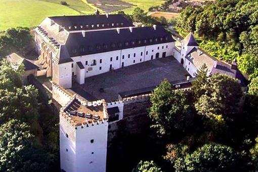 Wellness pobyt na zámku Vígľaš