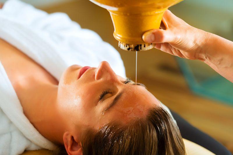 Ajurvédska masáž - kombinované balíčky