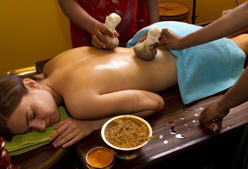 Ajurvédska synchrónna masáž