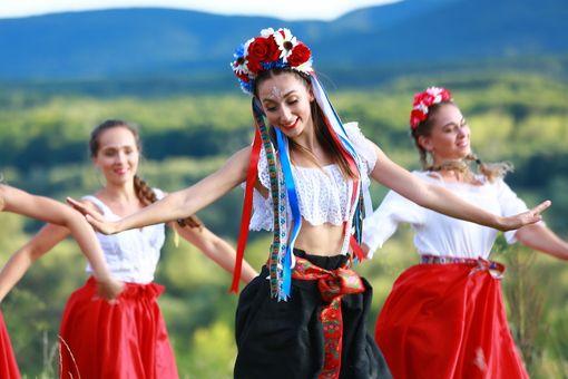 Folklórny rýchlokurz ľudového tanca