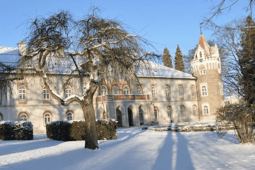 Gurmánsky zážitok v Chateau Herálec