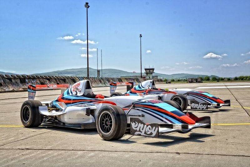Jazda na formule Renault 2.0