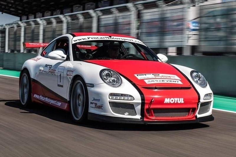 Jazda na Porsche 911