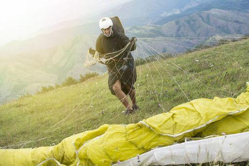 Poznávací kurz paraglidingu