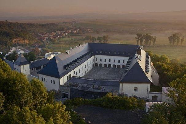 Leto na zámku Vígľaš