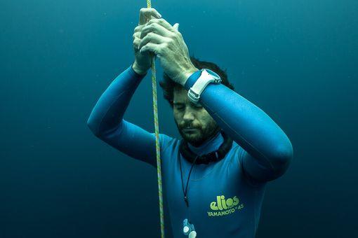 Ochutnávka freedivingu