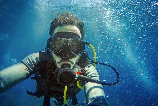 Ochutnávka prístrojového potápania