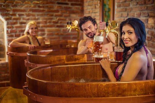 Pivné kúpele Spa beerland pre dvoch