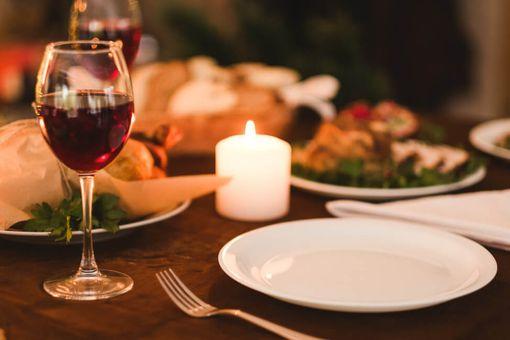 Romantická večera v historickom hoteli