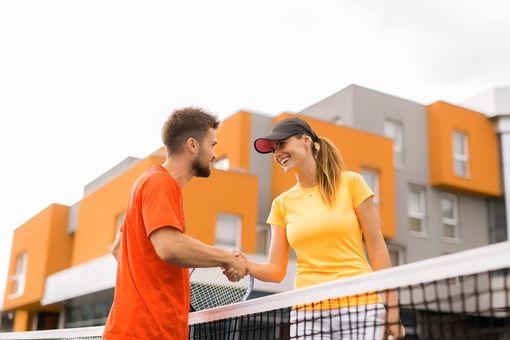 Športový deň v Hoteli Tenis