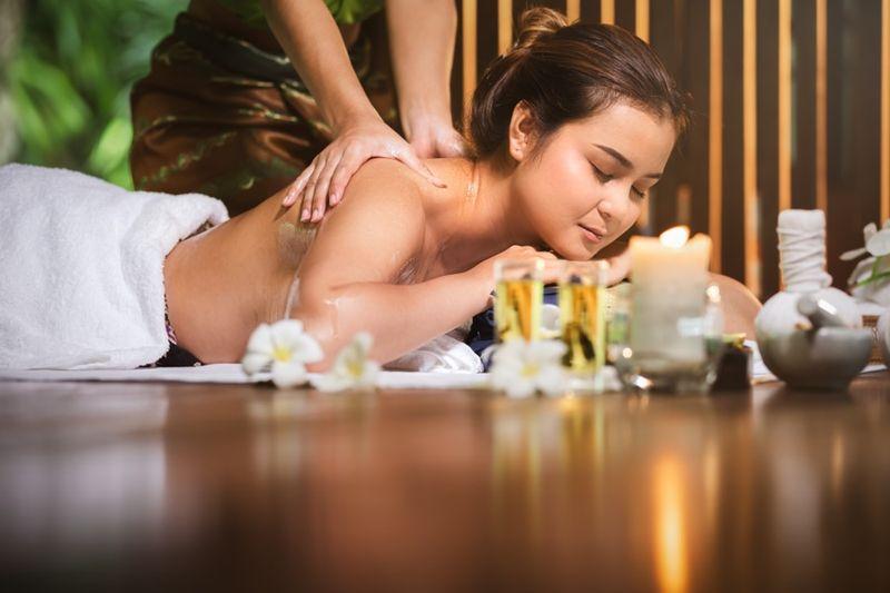 Thajská masáž - Luxusné balíčky