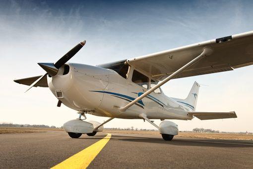 Vyhliadkový let lietadlom nad Nitrou