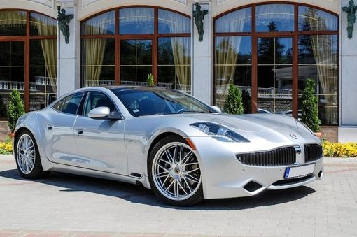 Zážitková jazda na luxusnom elektromobile Fisker Karma